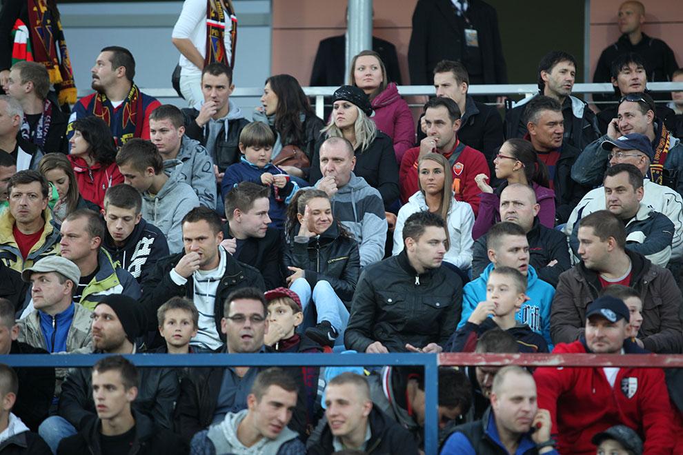Pogoń Szczecin 0-1 Legia Warszawa - fot. Piotr Galas (zdjęcie 14 z 72)