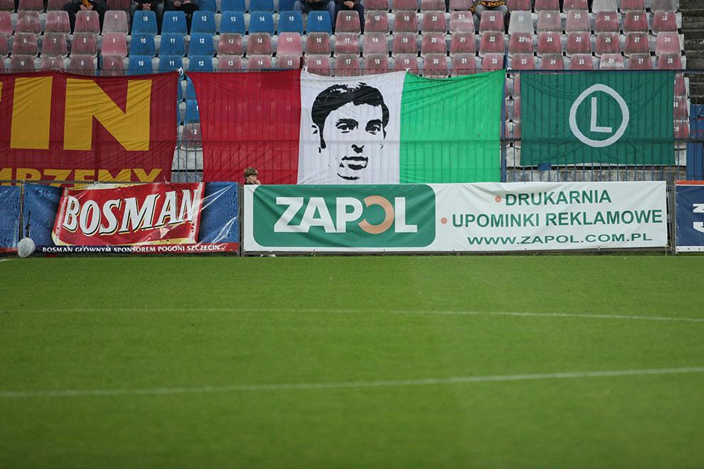 Pogoń Szczecin 0-1 Legia Warszawa - fot. Piotr Galas (zdjęcie 16 z 72)