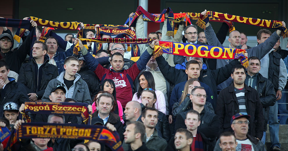 Pogoń Szczecin 0-1 Legia Warszawa - fot. Piotr Galas (zdjęcie 17 z 72)