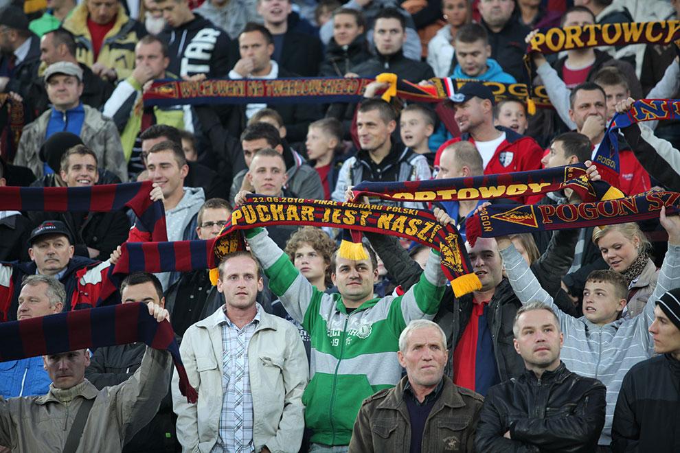 Pogoń Szczecin 0-1 Legia Warszawa - fot. Piotr Galas (zdjęcie 18 z 72)