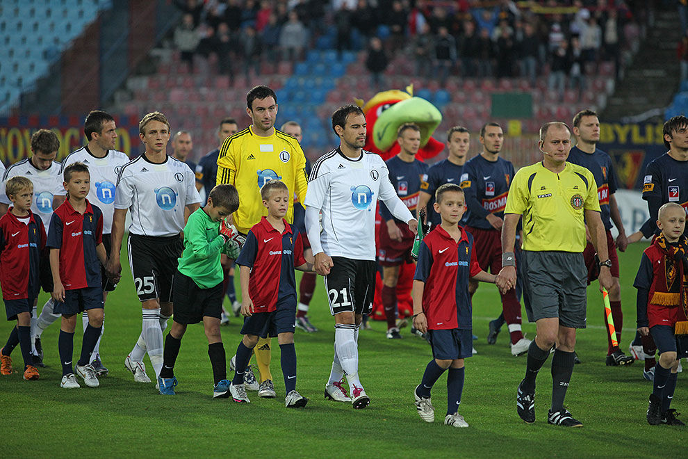 Pogoń Szczecin 0-1 Legia Warszawa - fot. Piotr Galas (zdjęcie 21 z 72)