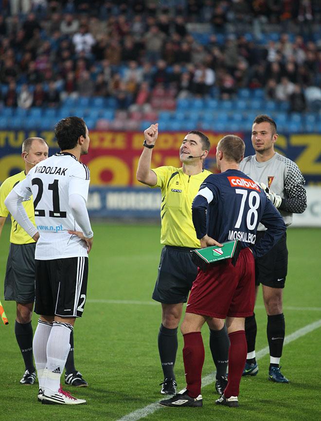 Pogoń Szczecin 0-1 Legia Warszawa - fot. Piotr Galas (zdjęcie 25 z 72)