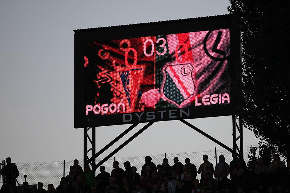 Pogoń Szczecin 0-1 Legia Warszawa - fot. Piotr Galas (zdjęcie 27 z 72)