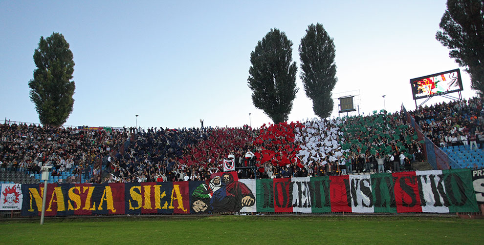 Pogoń Szczecin 0-1 Legia Warszawa - fot. Piotr Galas (zdjęcie 29 z 72)