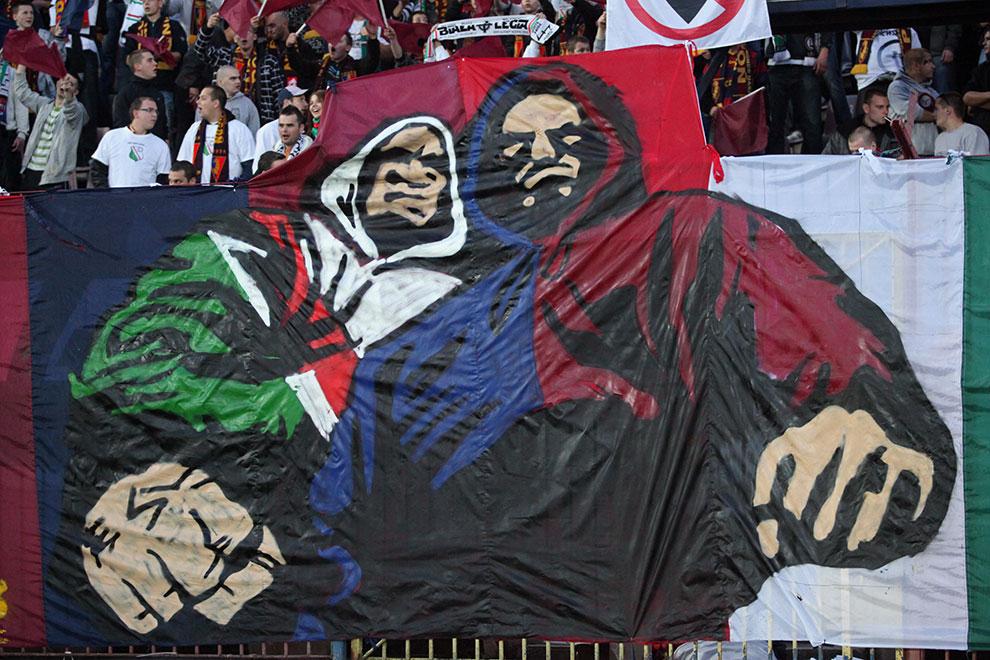 Pogoń Szczecin 0-1 Legia Warszawa - fot. Piotr Galas (zdjęcie 34 z 72)