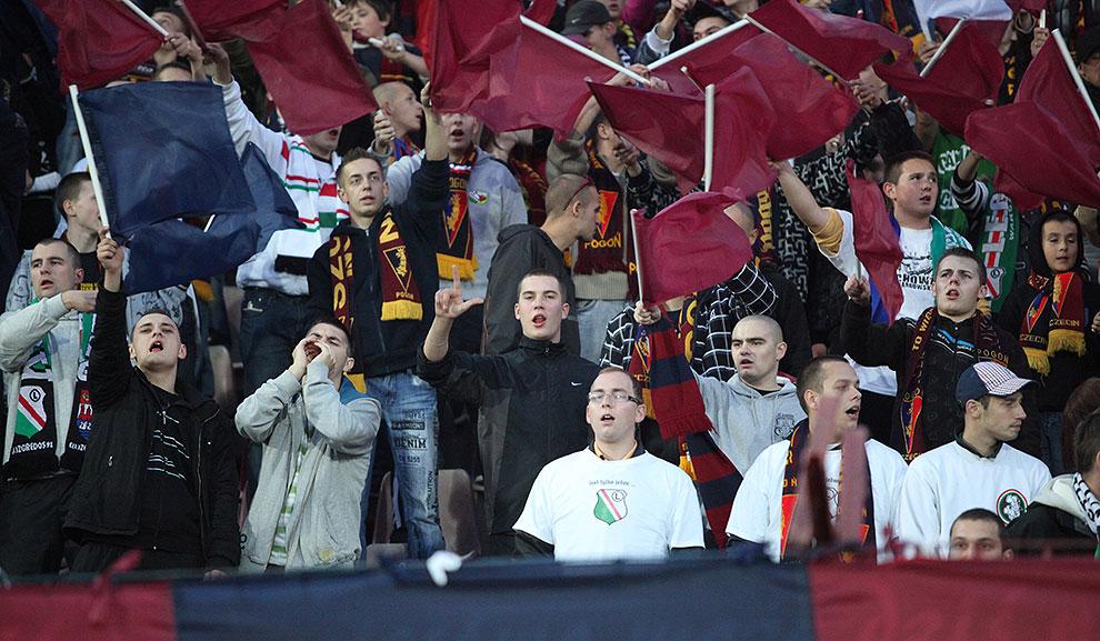 Pogoń Szczecin 0-1 Legia Warszawa - fot. Piotr Galas (zdjęcie 35 z 72)