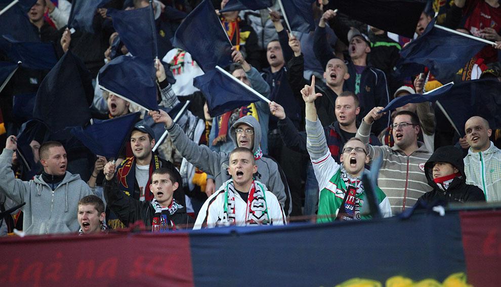 Pogoń Szczecin 0-1 Legia Warszawa - fot. Piotr Galas (zdjęcie 36 z 72)