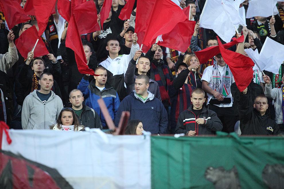 Pogoń Szczecin 0-1 Legia Warszawa - fot. Piotr Galas (zdjęcie 39 z 72)