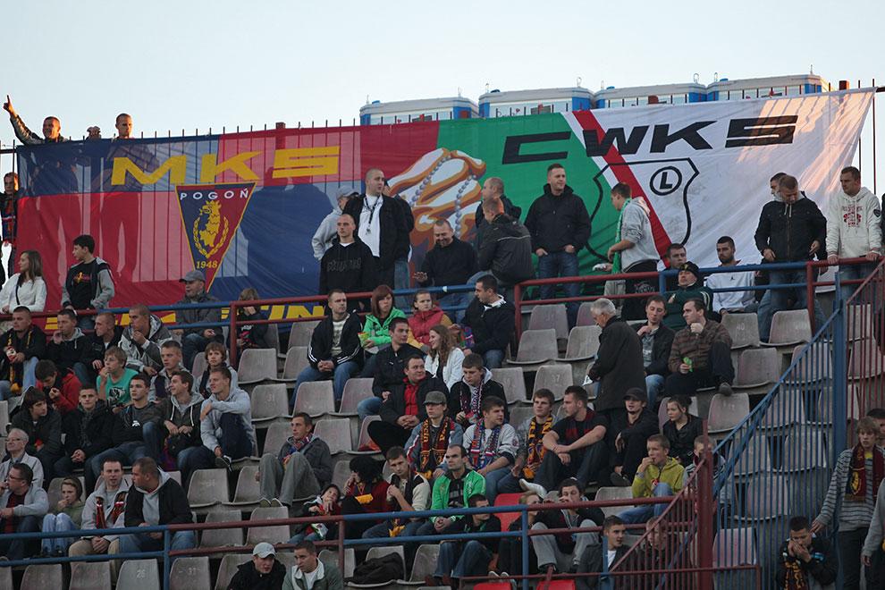 Pogoń Szczecin 0-1 Legia Warszawa - fot. Piotr Galas (zdjęcie 4 z 72)