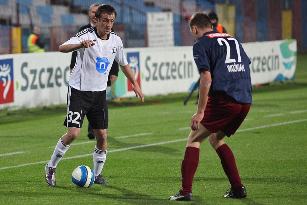 Pogoń Szczecin 0-1 Legia Warszawa - fot. Piotr Galas (zdjęcie 41 z 72)