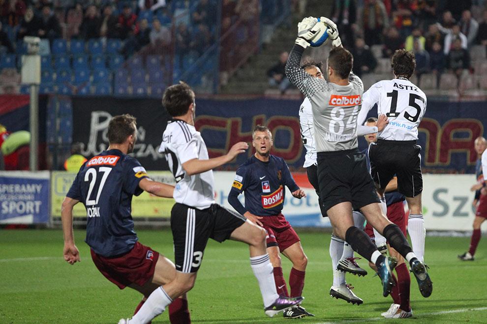 Pogoń Szczecin 0-1 Legia Warszawa - fot. Piotr Galas (zdjęcie 42 z 72)
