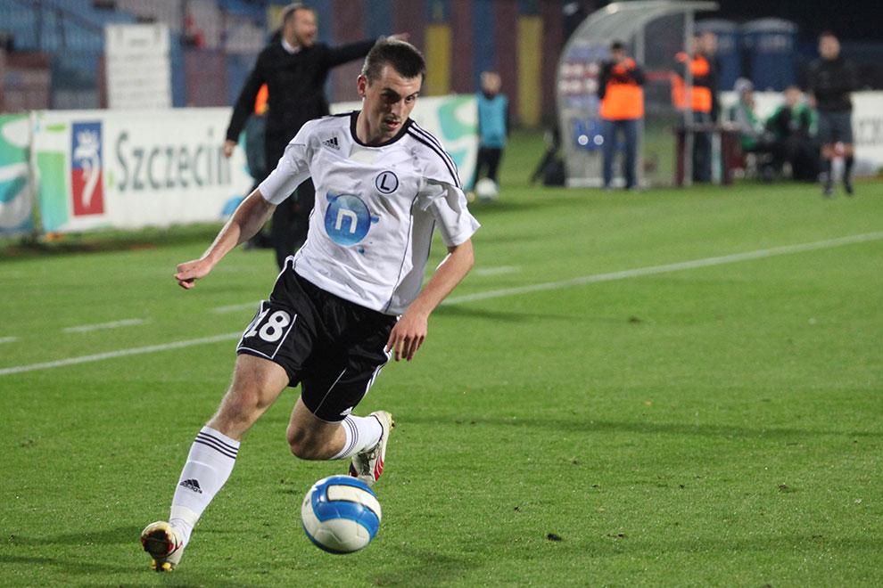 Pogoń Szczecin 0-1 Legia Warszawa - fot. Piotr Galas (zdjęcie 43 z 72)