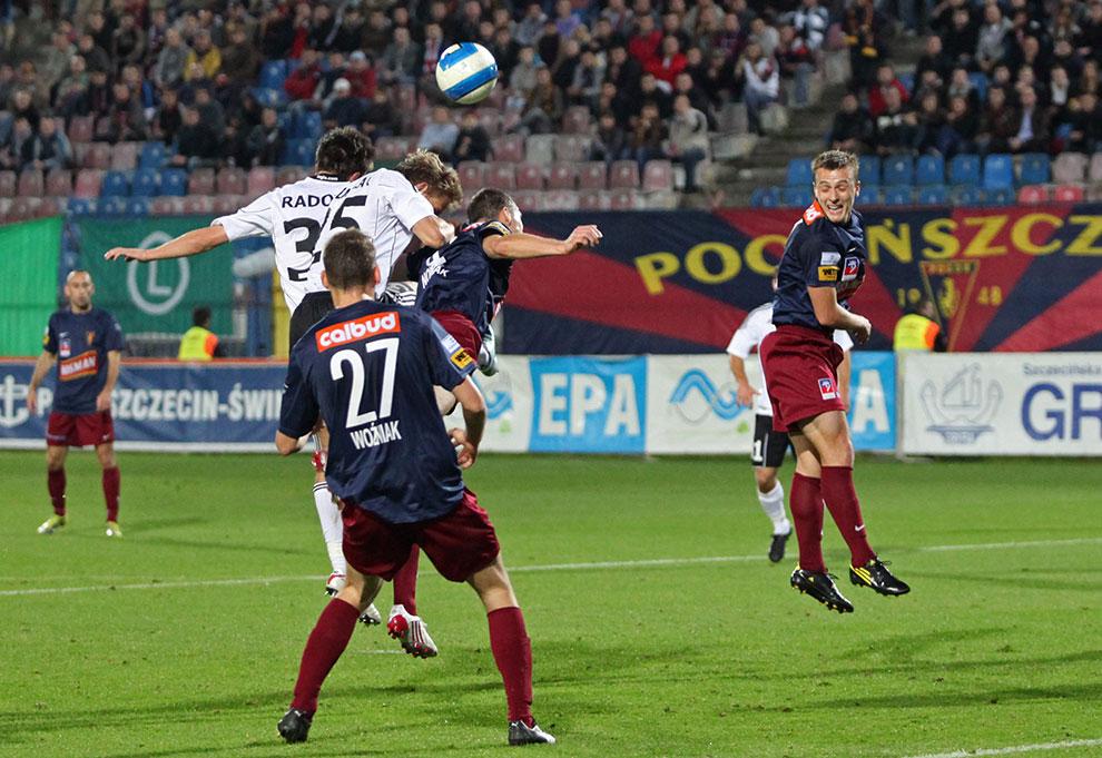 Pogoń Szczecin 0-1 Legia Warszawa - fot. Piotr Galas (zdjęcie 44 z 72)