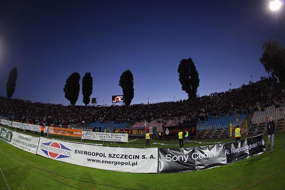 Pogoń Szczecin 0-1 Legia Warszawa - fot. Piotr Galas (zdjęcie 45 z 72)