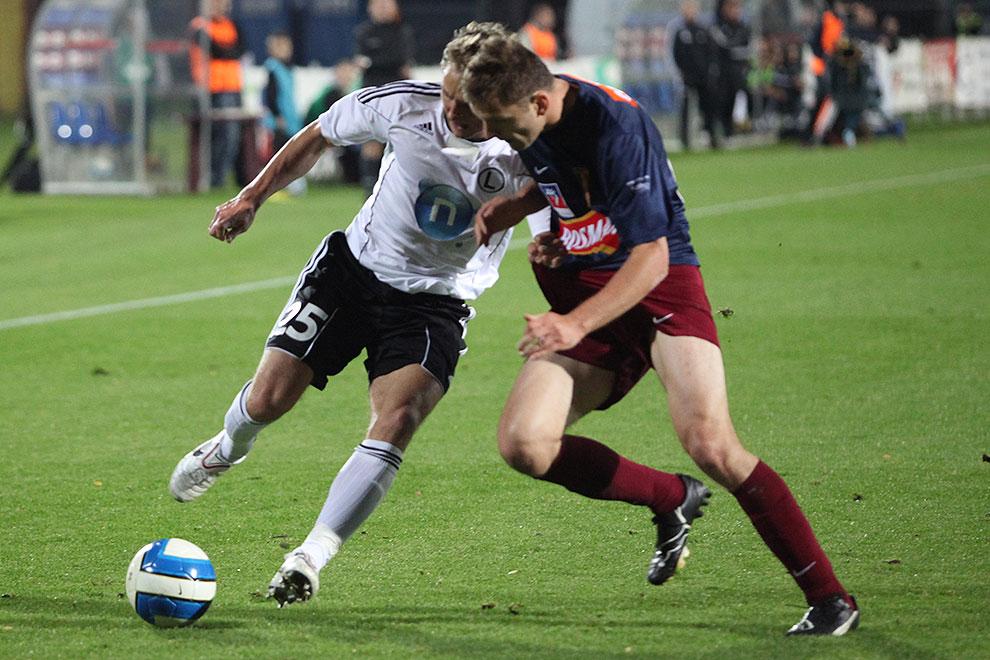 Pogoń Szczecin 0-1 Legia Warszawa - fot. Piotr Galas (zdjęcie 47 z 72)