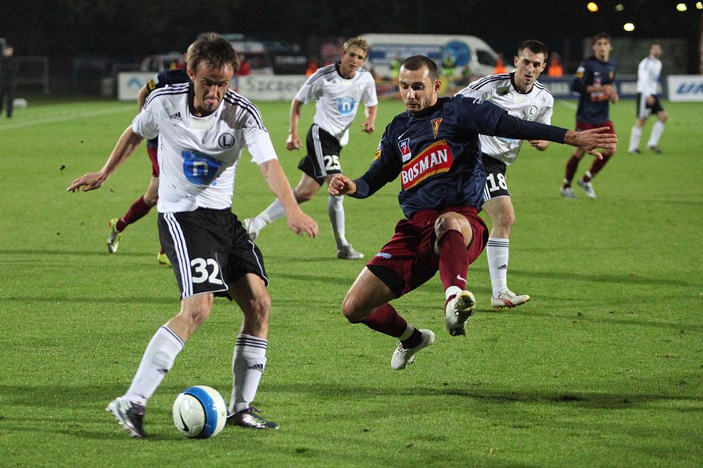 Pogoń Szczecin 0-1 Legia Warszawa - fot. Piotr Galas (zdjęcie 49 z 72)