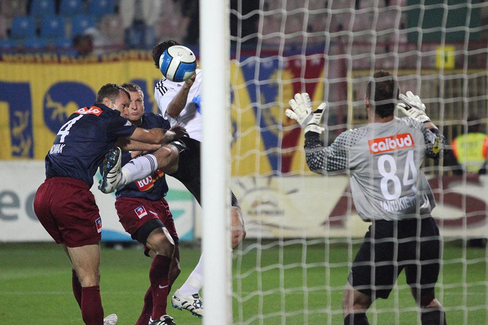 Pogoń Szczecin 0-1 Legia Warszawa - fot. Piotr Galas (zdjęcie 50 z 72)