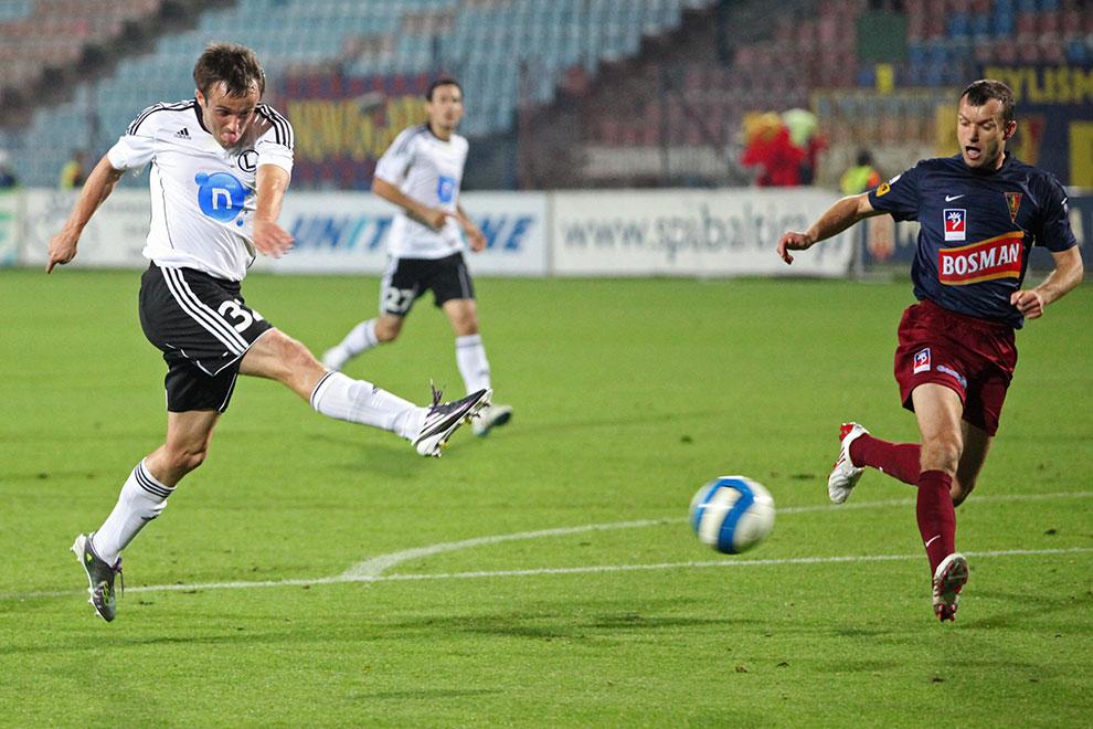 Pogoń Szczecin 0-1 Legia Warszawa - fot. Piotr Galas (zdjęcie 51 z 72)