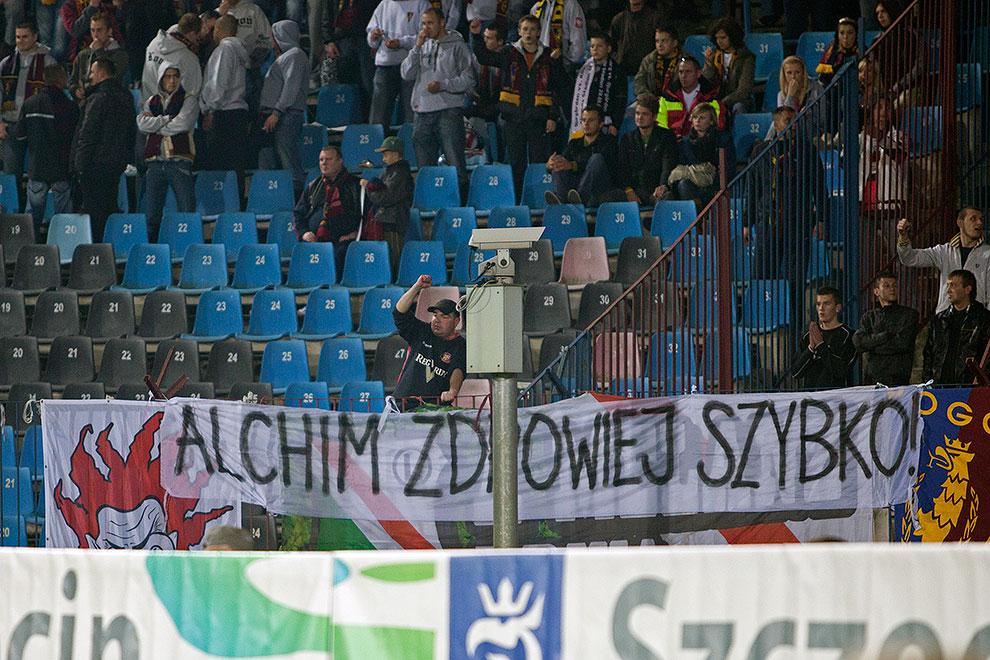 Pogoń Szczecin 0-1 Legia Warszawa - fot. Piotr Galas (zdjęcie 52 z 72)