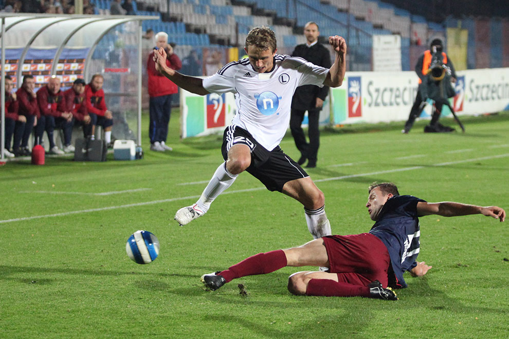 Pogoń Szczecin 0-1 Legia Warszawa - fot. Piotr Galas (zdjęcie 54 z 72)