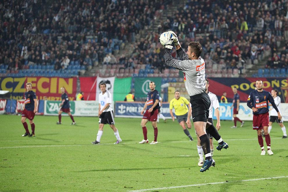 Pogoń Szczecin 0-1 Legia Warszawa - fot. Piotr Galas (zdjęcie 55 z 72)