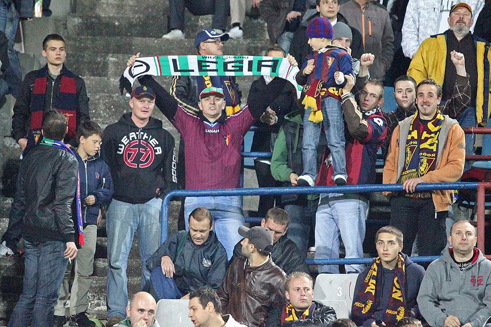 Pogoń Szczecin 0-1 Legia Warszawa - fot. Piotr Galas (zdjęcie 57 z 72)