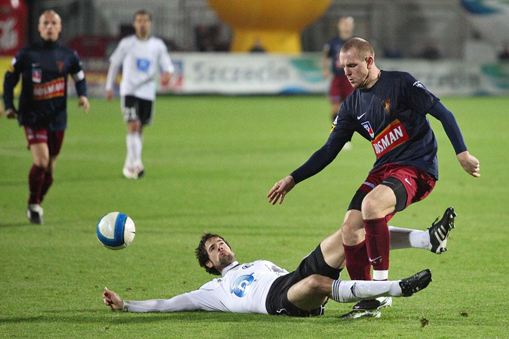 Pogoń Szczecin 0-1 Legia Warszawa - fot. Piotr Galas (zdjęcie 58 z 72)