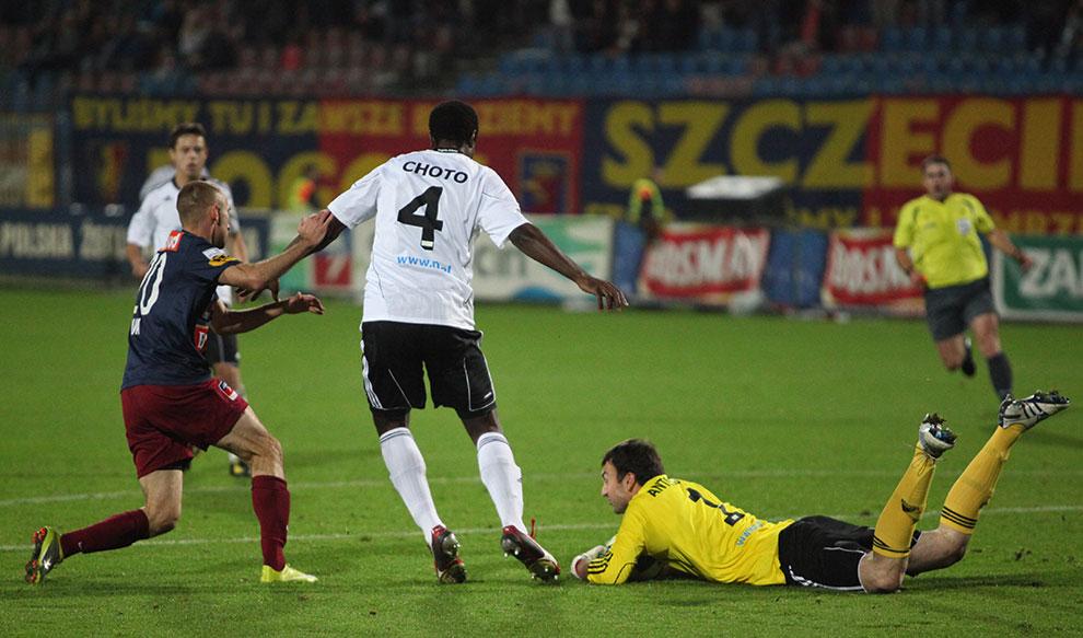 Pogoń Szczecin 0-1 Legia Warszawa - fot. Piotr Galas (zdjęcie 60 z 72)