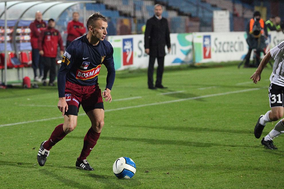 Pogoń Szczecin 0-1 Legia Warszawa - fot. Piotr Galas (zdjęcie 61 z 72)