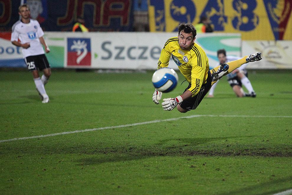 Pogoń Szczecin 0-1 Legia Warszawa - fot. Piotr Galas (zdjęcie 62 z 72)