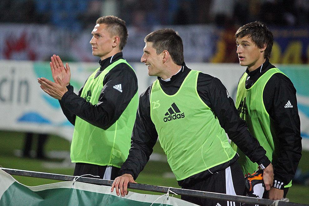 Pogoń Szczecin 0-1 Legia Warszawa - fot. Piotr Galas (zdjęcie 64 z 72)