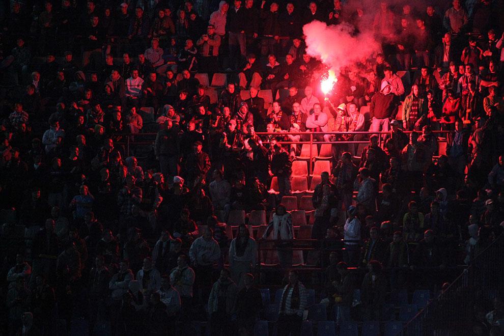 Pogoń Szczecin 0-1 Legia Warszawa - fot. Piotr Galas (zdjęcie 65 z 72)