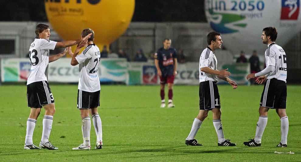 Pogoń Szczecin 0-1 Legia Warszawa - fot. Piotr Galas (zdjęcie 66 z 72)