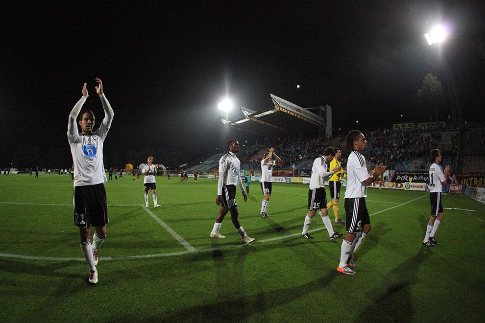 Pogoń Szczecin 0-1 Legia Warszawa - fot. Piotr Galas (zdjęcie 67 z 72)