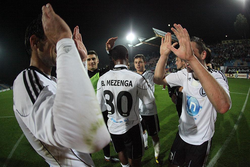 Pogoń Szczecin 0-1 Legia Warszawa - fot. Piotr Galas (zdjęcie 69 z 72)