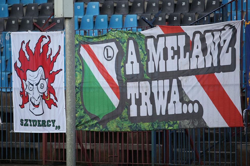 Pogoń Szczecin 0-1 Legia Warszawa - fot. Piotr Galas (zdjęcie 7 z 72)