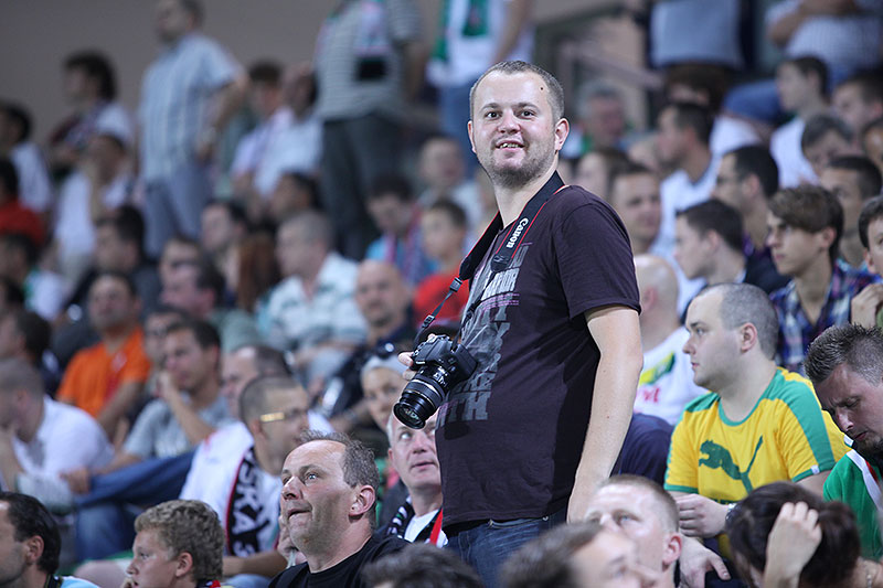 Prezentacja drużyny - fot. Piotr Galas (zdjęcie 17 z 49)