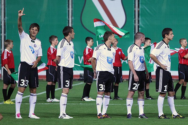 Prezentacja drużyny - fot. Piotr Galas (zdjęcie 26 z 49)