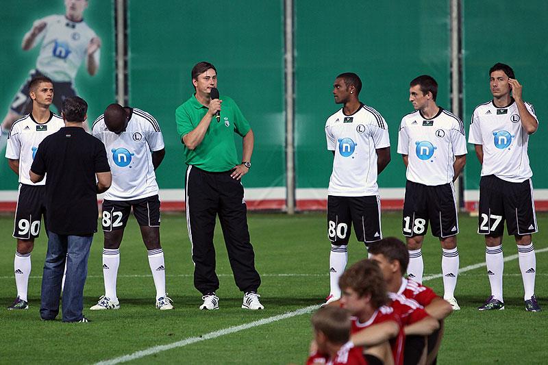 Prezentacja drużyny - fot. Piotr Galas (zdjęcie 28 z 49)