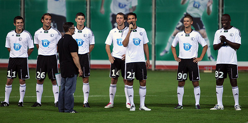 Prezentacja drużyny - fot. Piotr Galas (zdjęcie 33 z 49)