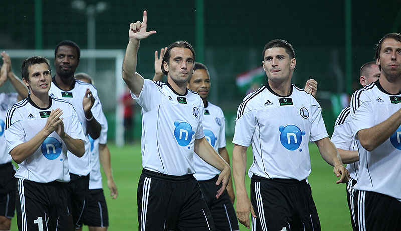 Prezentacja drużyny - fot. Piotr Galas (zdjęcie 38 z 49)