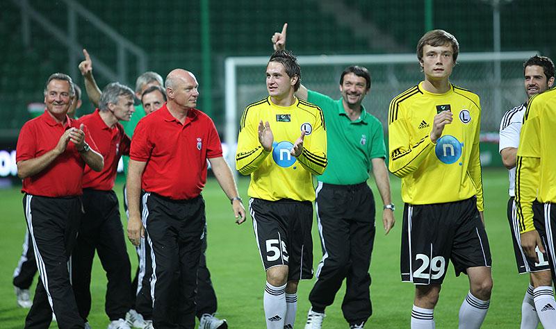 Prezentacja drużyny - fot. Piotr Galas (zdjęcie 40 z 49)