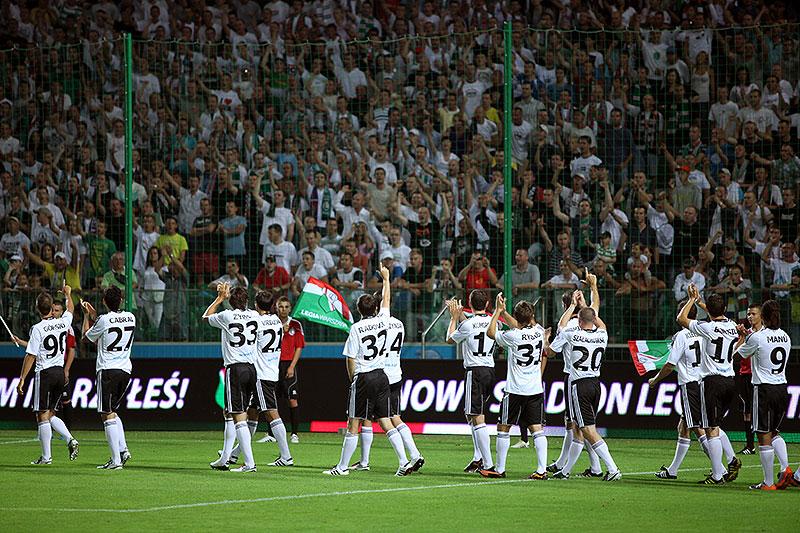 Prezentacja drużyny - fot. Piotr Galas (zdjęcie 41 z 49)