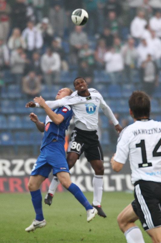 Ruch Chorzów 1-0 Legia Warszawa - fot. Piotr Galas (zdjęcie 10 z 45)
