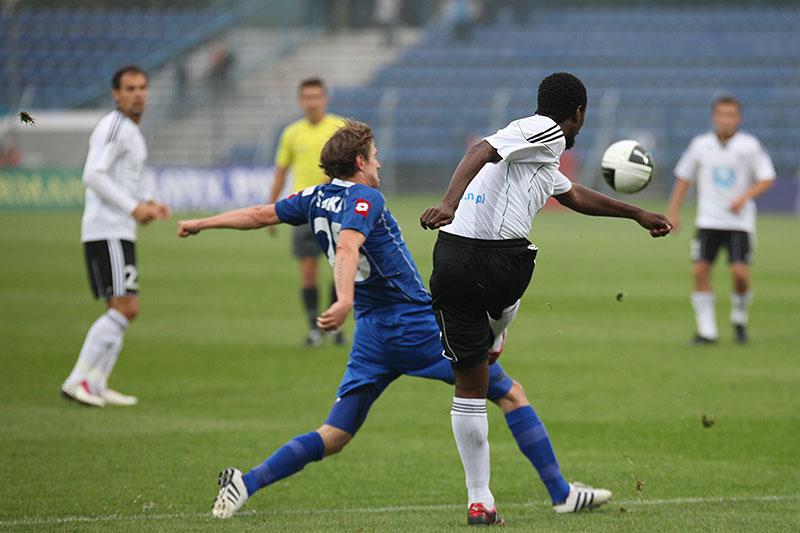 Ruch Chorzów 1-0 Legia Warszawa - fot. Piotr Galas (zdjęcie 12 z 45)