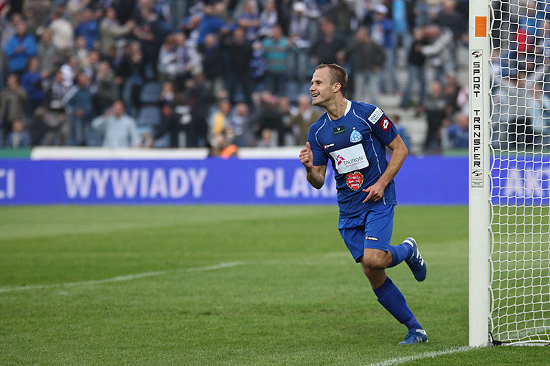 Ruch Chorzów 1-0 Legia Warszawa - fot. Piotr Galas (zdjęcie 13 z 45)
