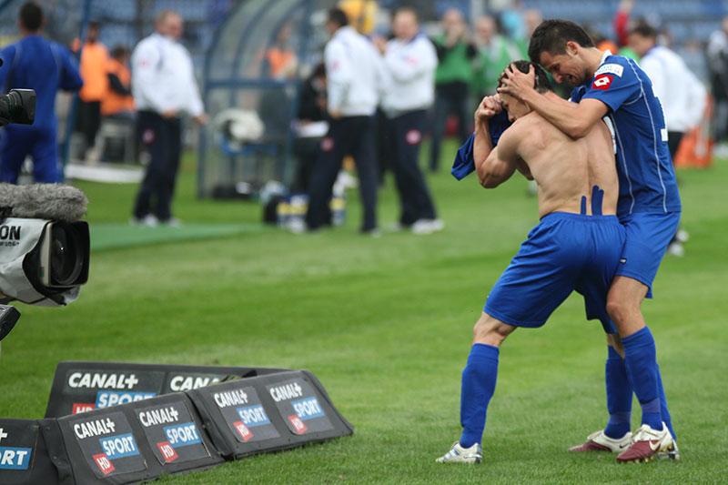 Ruch Chorzów 1-0 Legia Warszawa - fot. Piotr Galas (zdjęcie 14 z 45)