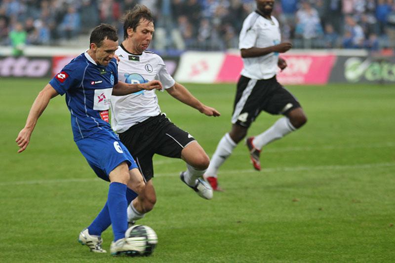 Ruch Chorzów 1-0 Legia Warszawa - fot. Piotr Galas (zdjęcie 15 z 45)