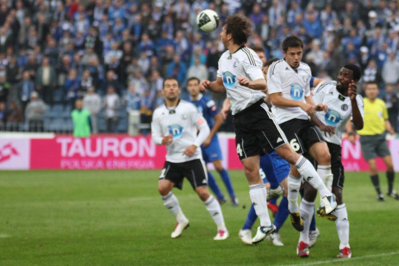 Ruch Chorzów 1-0 Legia Warszawa - fot. Piotr Galas (zdjęcie 17 z 45)