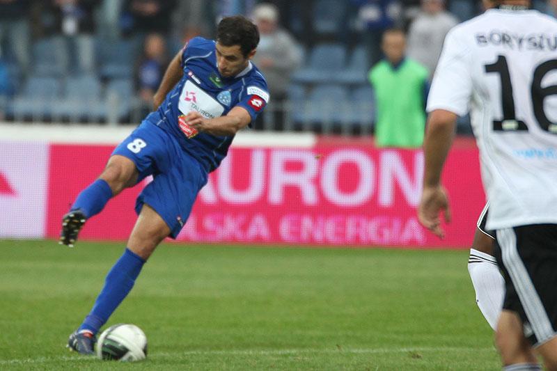 Ruch Chorzów 1-0 Legia Warszawa - fot. Piotr Galas (zdjęcie 18 z 45)